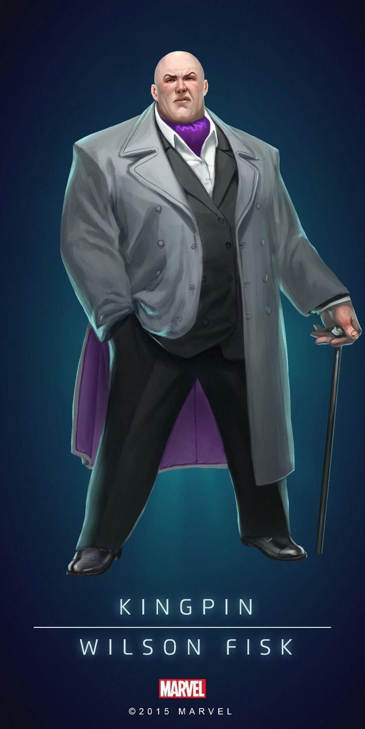 Kingpin: Wilson Fisk