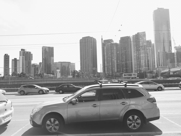 Melbourne city living.