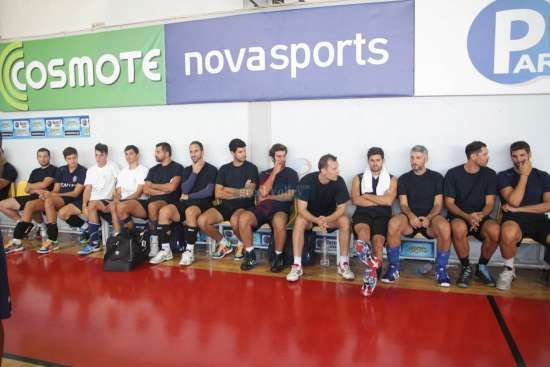 Ο ΑO Κηφισιάς μπήκε στο γήπεδο για τη νέα σεζόν (PHOTOS)