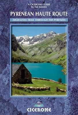 Cover of The Pyrenean Haute Route