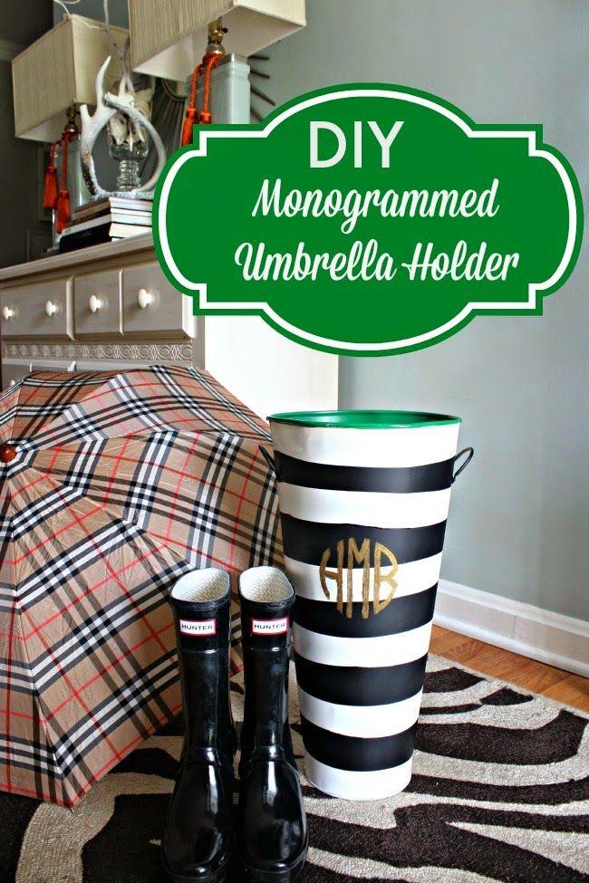 http://www.southernstateofmindblog.com/2014/09/diy-monogrammed-umbrella-holder.html