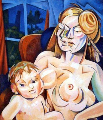 Eamon Everall. Mother and Child - Eamon Everall - Wikipedia, the free encyclopedia