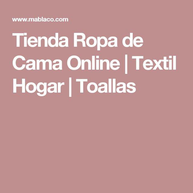 Tienda Ropa de Cama Online | Textil Hogar | Toallas