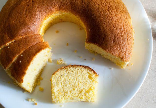 Chiffon Cake: Ricetta Bimby