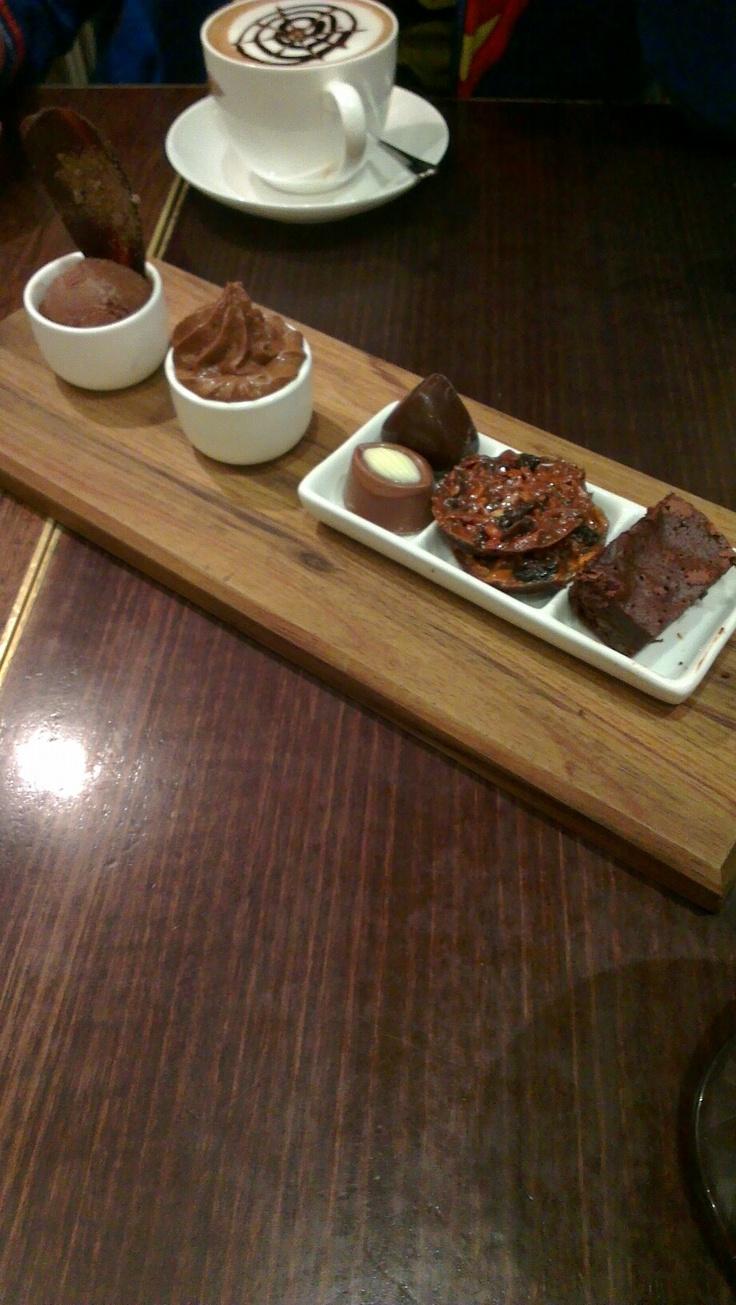Yummy dessert at koko black