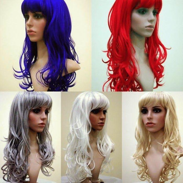 Cosplay Wig DLS108 :: IndoGaleri