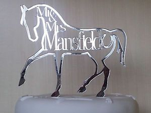 horse wedding cake toppers - Google Search
