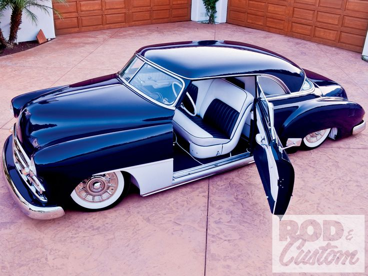 1950 Chevy Hardtop.. I.. I don't even have words to explain how gorgeous this car is..