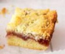 Lemon and Rasberry Slice   Official Thermomix Recipe Community