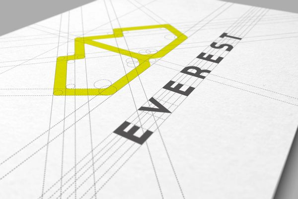 Everest - Fitness & GYM club by Juan Tran, via Behance