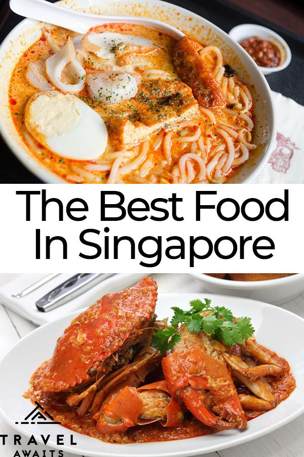 The Best Food In Singapore And Where To Find It Food Singapore Food Seafood Restaurant