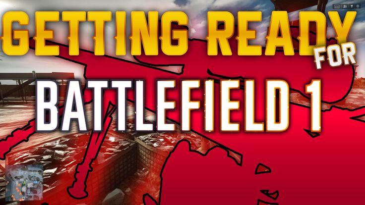 PREPARING TO BATTLE IN WW1 | Battlefield 4 Sniper Gameplay