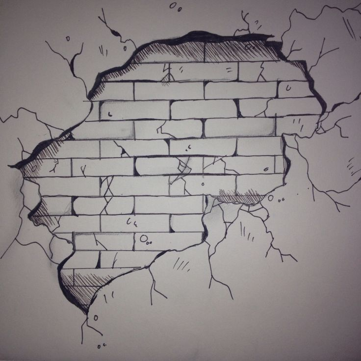 Knock down one wall another one with be waiting to get in