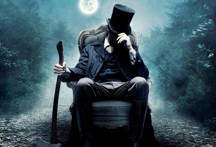Abraham Lincoln, Vampire Hunter - Read it before you see the movie. TBR