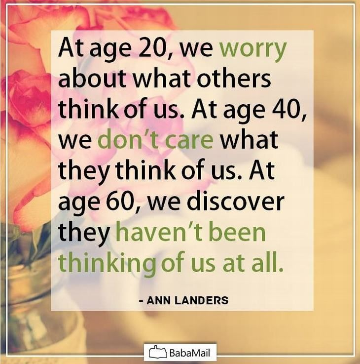 10 Fantastic Quotes About Old Age | Spirituality - BabaMail