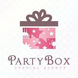 Party Box logo