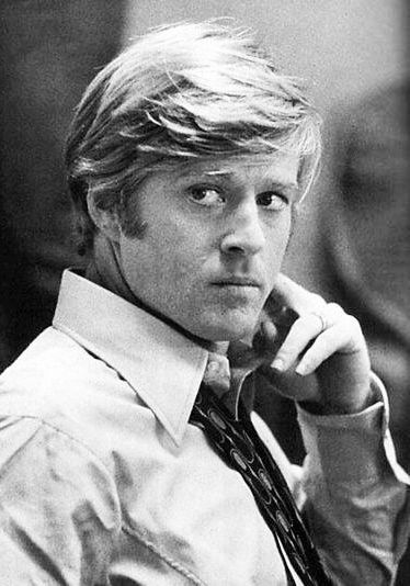 * Robert Redford ...as Bill McKay * ~ 'The Candidate' (1972) // > Lucas: You're the Democratic nominee! > McKay: You make it sound like a death sentence.