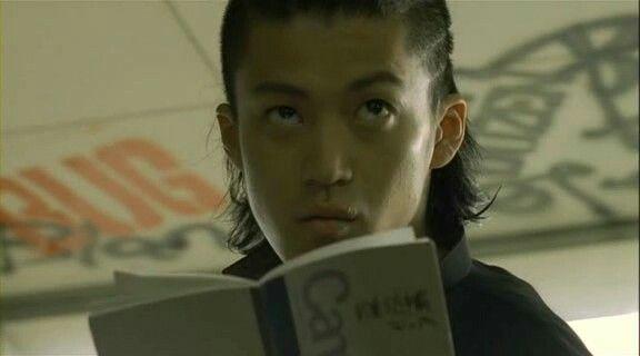 Crows Zero   Takiya Genji   Oguri Shin