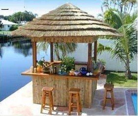 17 best images about tiki bar caribbean themes etc on for How to build a beach bar