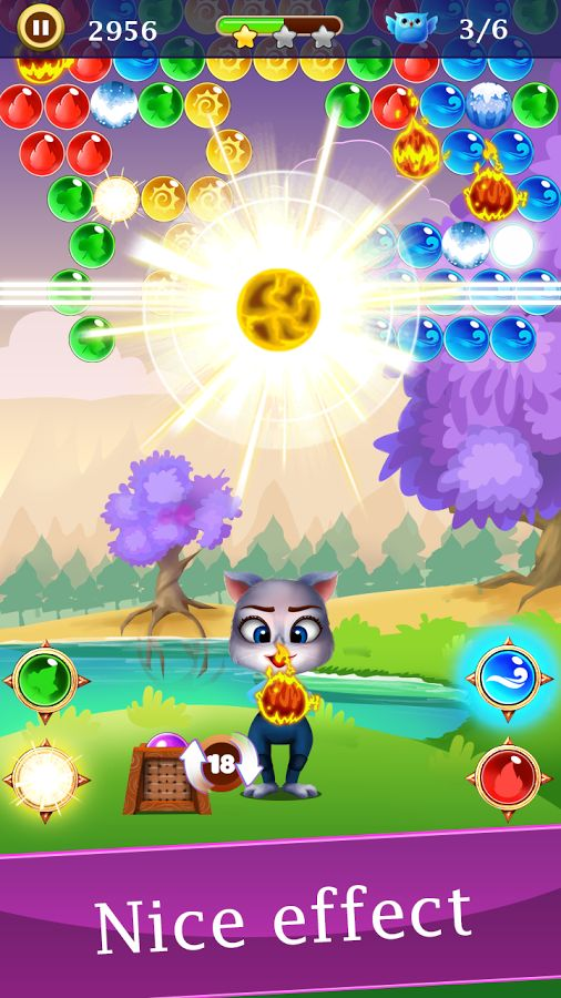Check out our App Review of Panda Bubble Pop: Birds Free for Android (a Bubble Shooter game) here on GiveMeApps.com!