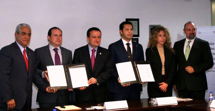 COFEPRIS firmó Convenio de Colaboración con industria química para control de Nitroetano, Nitrometano, Benzaldehído y Cloruro de Bencilo - http://plenilunia.com/noticias-2/cofepris-firmo-convenio-de-colaboracion-con-industria-quimica-para-control-de-nitroetano-nitrometano-benzaldehido-y-cloruro-de-bencilo/37700/