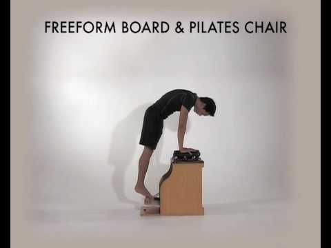 freeFORM + Pilates Chair and Reformer