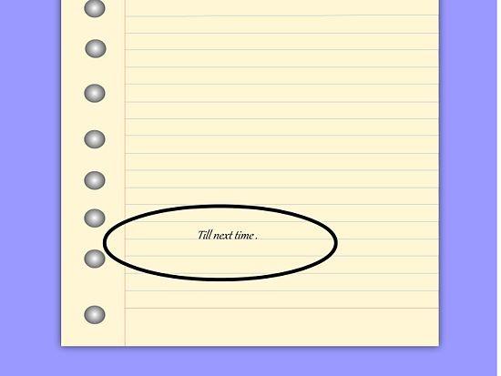 bücher verkaufen 6 Liste der Ways To End A Letter ~ Mar 2016 bücher ...