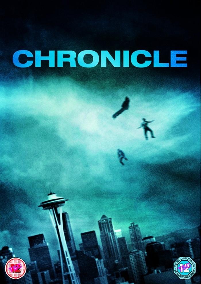 Chronicle Anthology Film Dvd Blu Ray