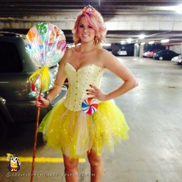 for a couple of years now i have wanted to make a princess lolly costume from - Board Games Halloween Costumes