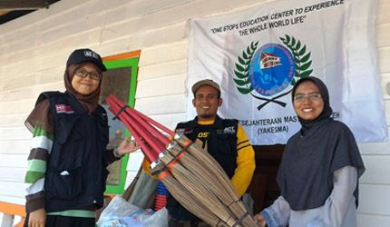 Yayasan Kesejahteraan Masyarakat Aceh Apresiasi Kelayakan ICS