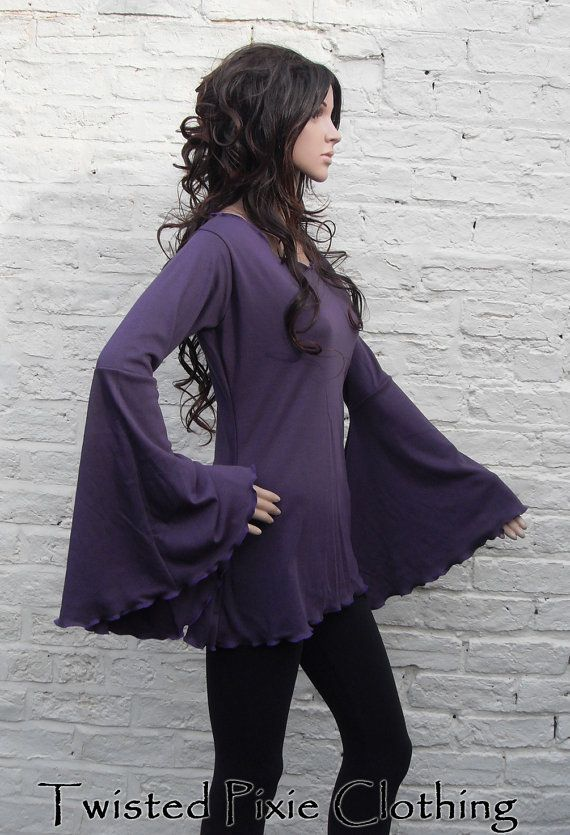 Flash Sale 20% off Goth Dark Rose Top by TwistedPixieClothing