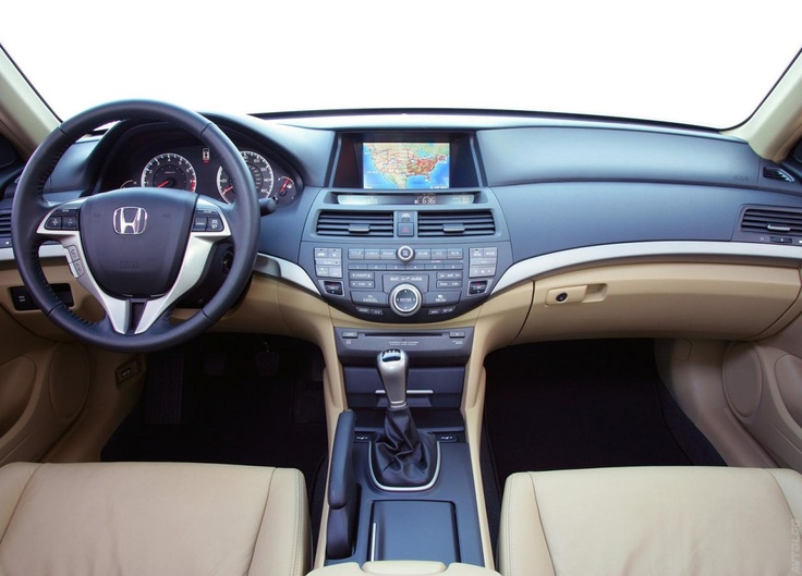 2008 Honda Accord EX L V6 Coupe