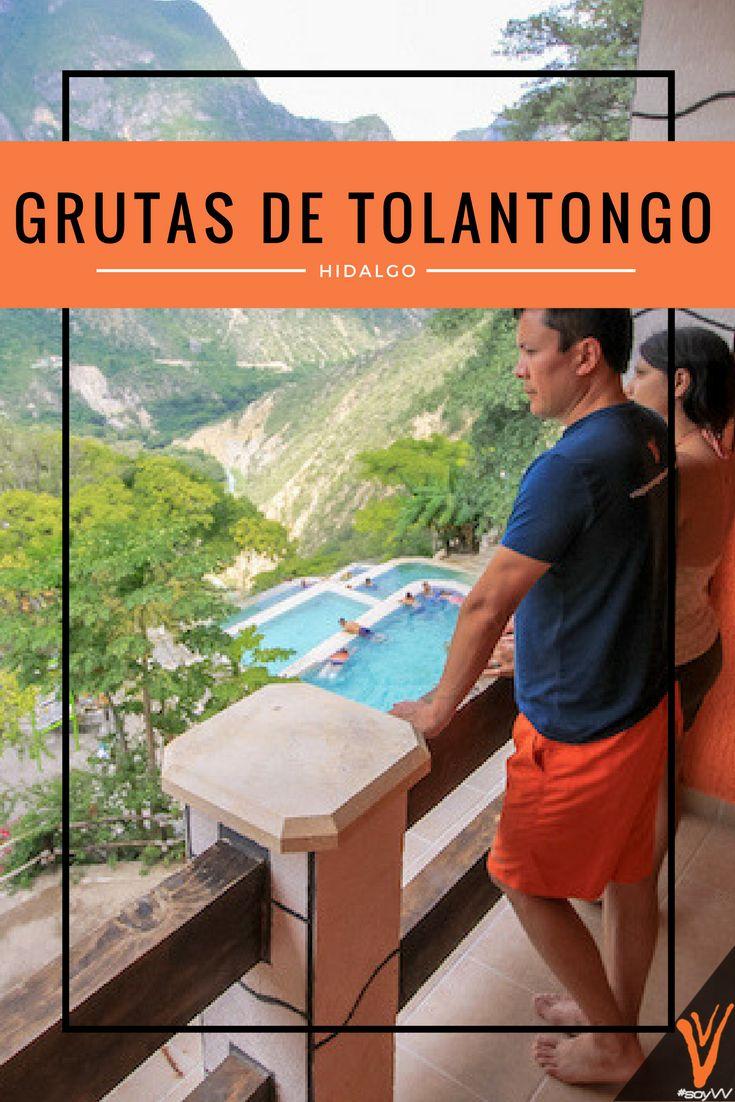 Nosotros nos hospedamos en el hotel Paraíso Escondido en las Grutas de Tolantongo por que se encuentran pegadas a las pozas, además de que tienen bonita vista desde el balcón.