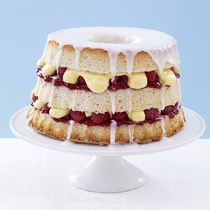 11 best fat free birthday cakes images on Pinterest Angel food
