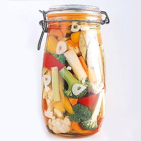 カラフルピクルス | 飛田和緒さんの漬けものの料理レシピ | プロの簡単料理レシピはレタスクラブニュース