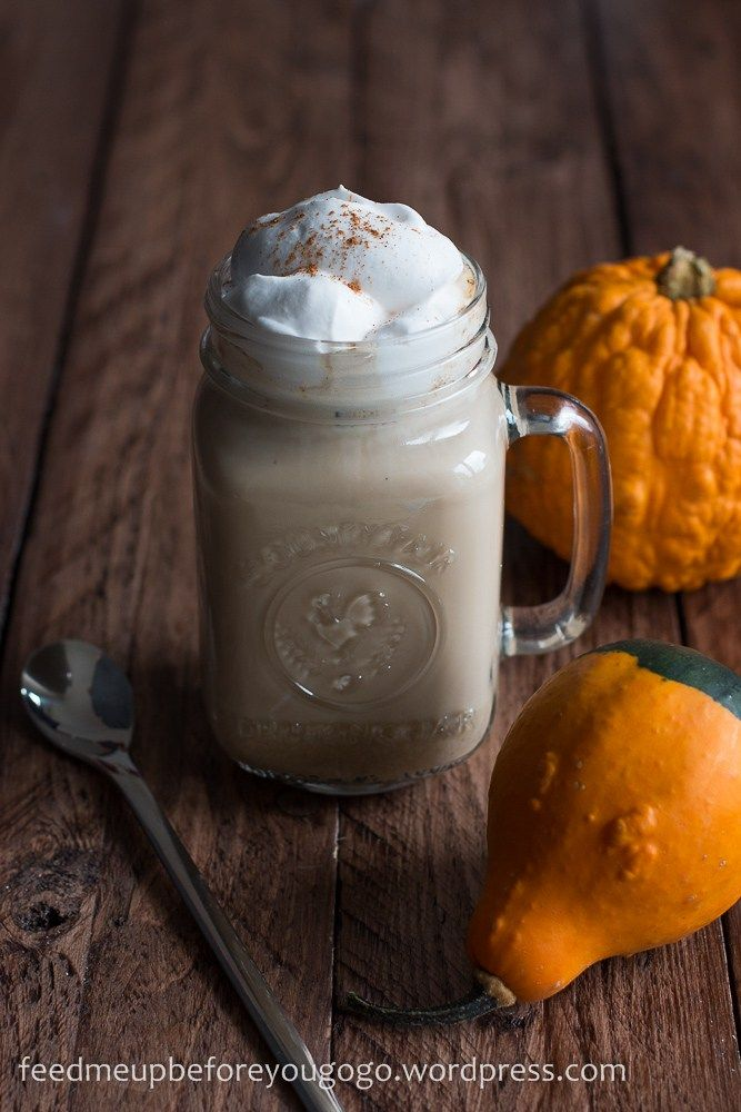 Pumpkin Spice Latte Feed me up before you go-go-2