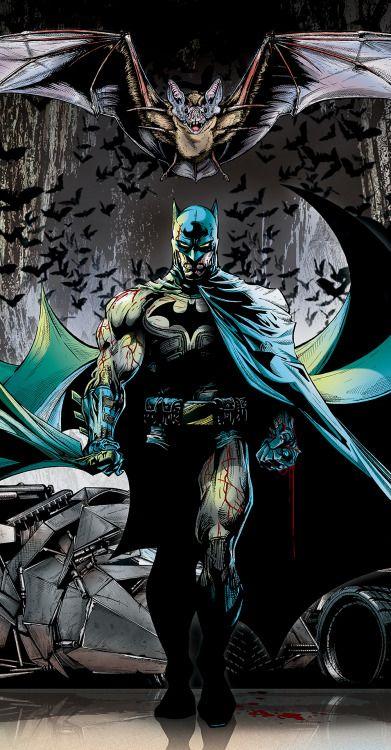 The Dark Knight - Robert Taller