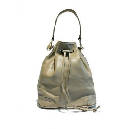 $199.95 Alicia Taupe Leather Handbag free shipping within Australia at sterlingandhyde.com.au