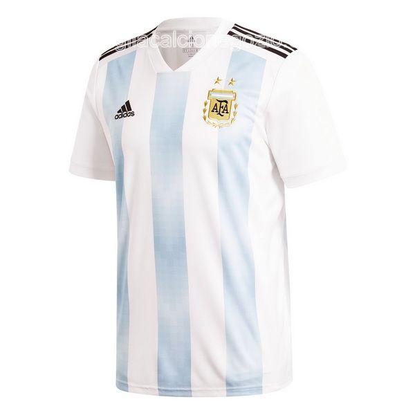 Thailandia Home Nuova Maglia Argentina Mondiali 2018 Camisa De Fútbol Camisetas Camisetas De Fútbol