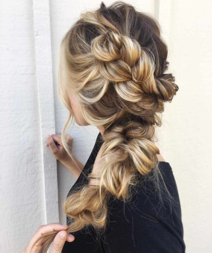 Beautiful Braided Hairstyles Are Available For Almost Every Hair Length 2019