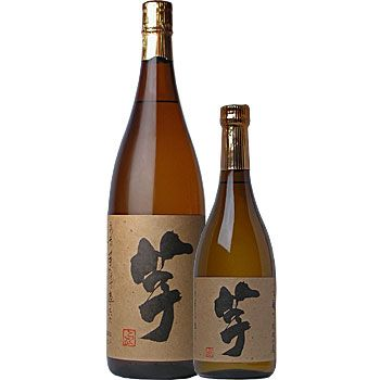 いも麹 芋 Imokouji: 芋 Sweet Potato Shochu,  Kokubu Syuzo Co., Ltd. 国分酒造 from Kagoshima prefecture, Japan