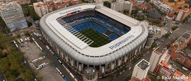 The Santiago Bernabéu Is Celebrating Its 71st Anniversary Estadio Del Real Madrid Bernabeu Estadio De Futbol