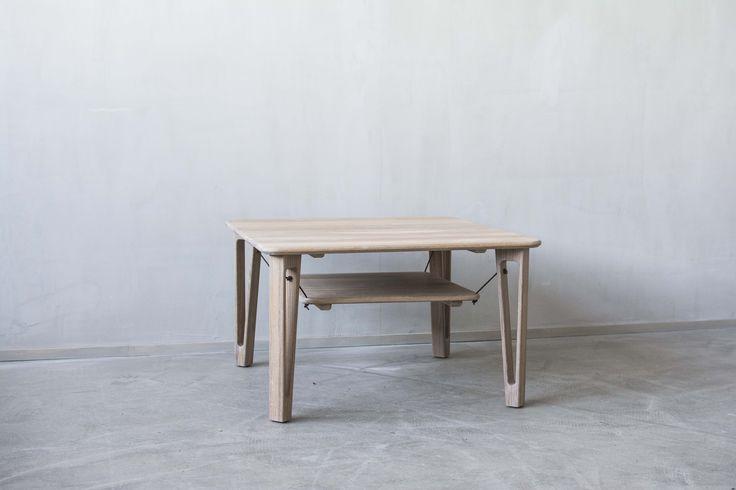 Tavolino table. Design Jonas Olsson and Marcus Sjögerén for Möbelverket.