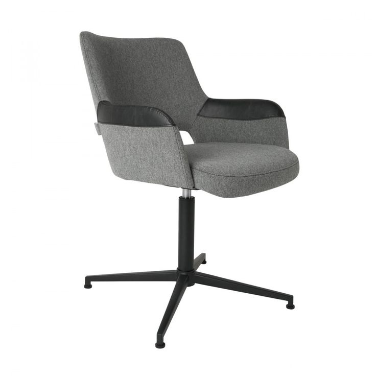 25+ best ideas about fauteuil de bureau design on pinterest ... - Chaise De Bureau Grise