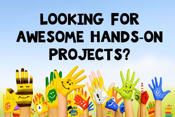 Awesome Hands-On End of Year Projects - Minds in Bloom