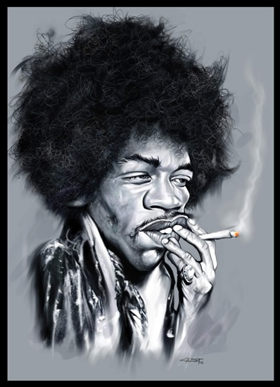 the life and jimmi hendrix in the 60s music Ed vulliamy, who was born on the street where jimi hendrix died, reports on the  rock legend's time in the capital in the 60s – the focus of a new  in the biopic  jimi: all is by my side, narrating the life of unarguably the greatest.