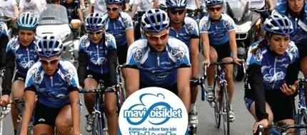 Mavi Bisiklet, Kanserde Erken Tanı için Yol Açık