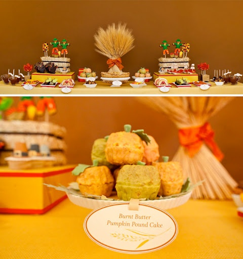 Fall Wedding Dessert Table: 17 Best Ideas About Fall Wedding Desserts On Pinterest