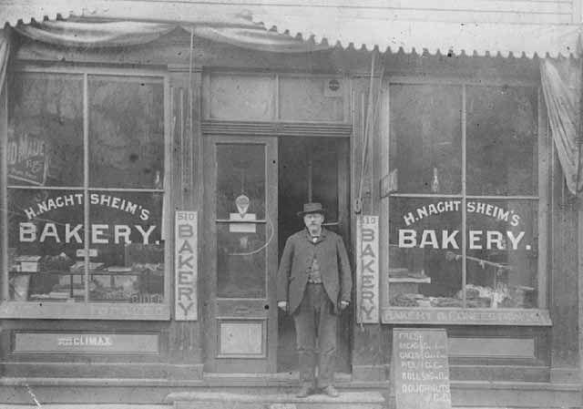 Nachtsheim Bakery, 510 St. Peter, St. Paul.