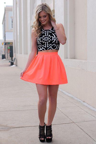 No Comparison Skirt   UOIonline.com: Women's Clothing Boutique